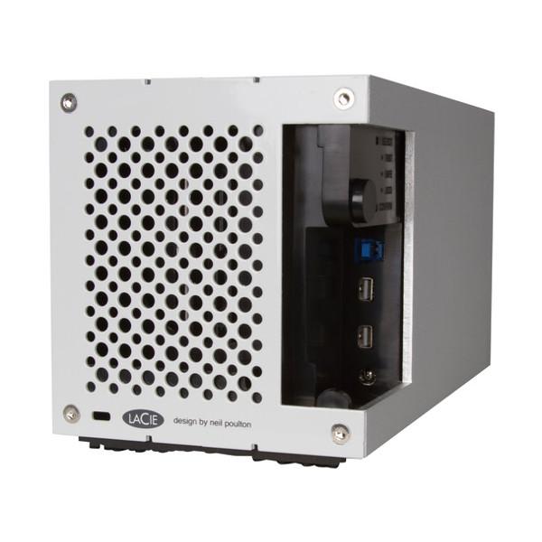 Disco Duro Lacie 8 TB 2big RAID v2 Thunderbolt 2 y USB3