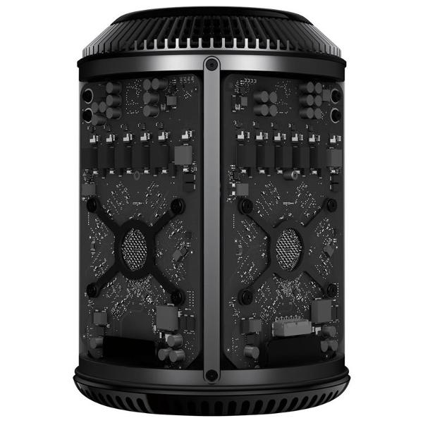 Mac Pro 3.5 GHz 6Core, D500, 16GB, 256GB