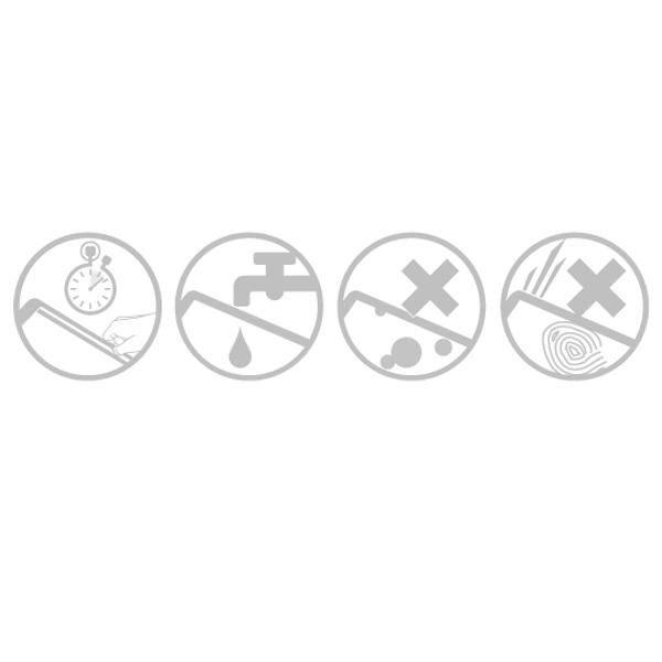 Protector de pantalla para iPhone SE/5s/5c/5 iVisor XT de Moshi
