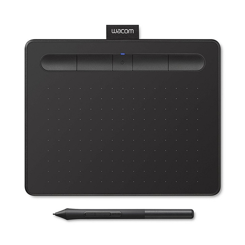 Intuos Creative Pen Tablet Small Black