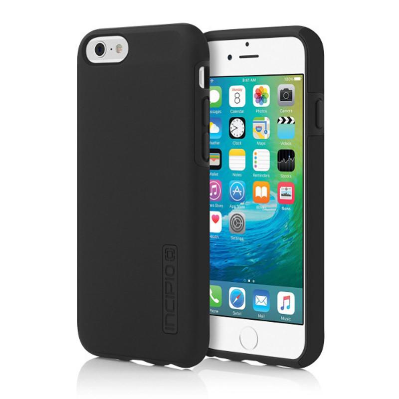 Carcasa para iPhone 6 y 6s DUALPRO Negra de Incipio