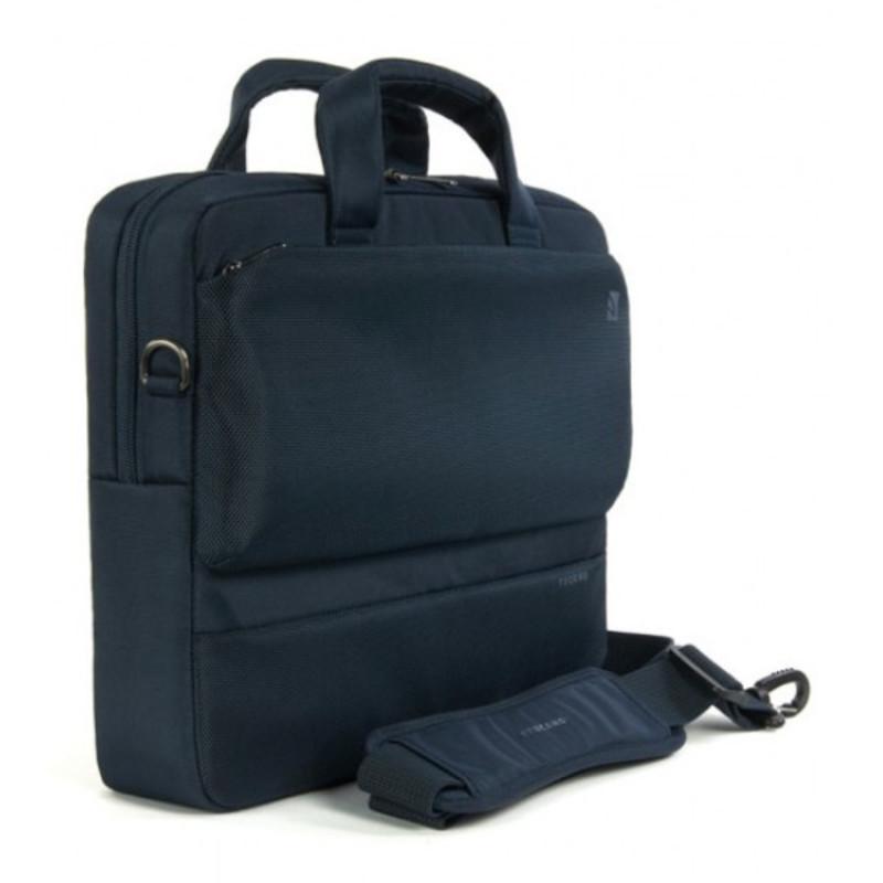 Bolso Tucano Dritta Azul para portable de 15''