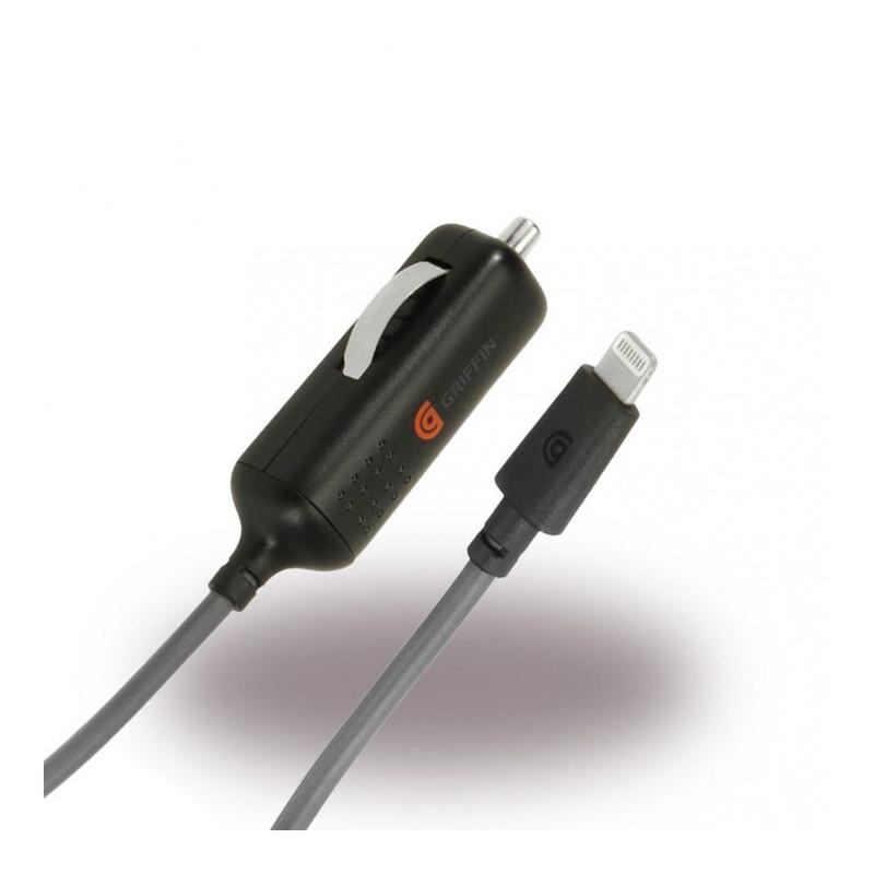 Cargador de iPhone, iPad, iPod PowerJolt SE 12 Watts negro de Griffin