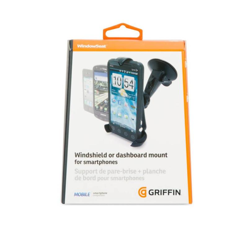 Soporte para iPhone en Parabrisas o Tablero Griffin Negro