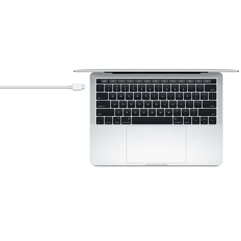 Cable Thunderbolt 3 (USB-C) 0,8 m. de apple