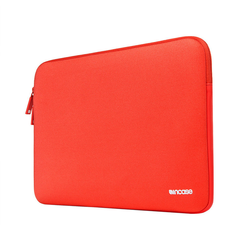 Funda para MacBook Pro 13'' Incase roja