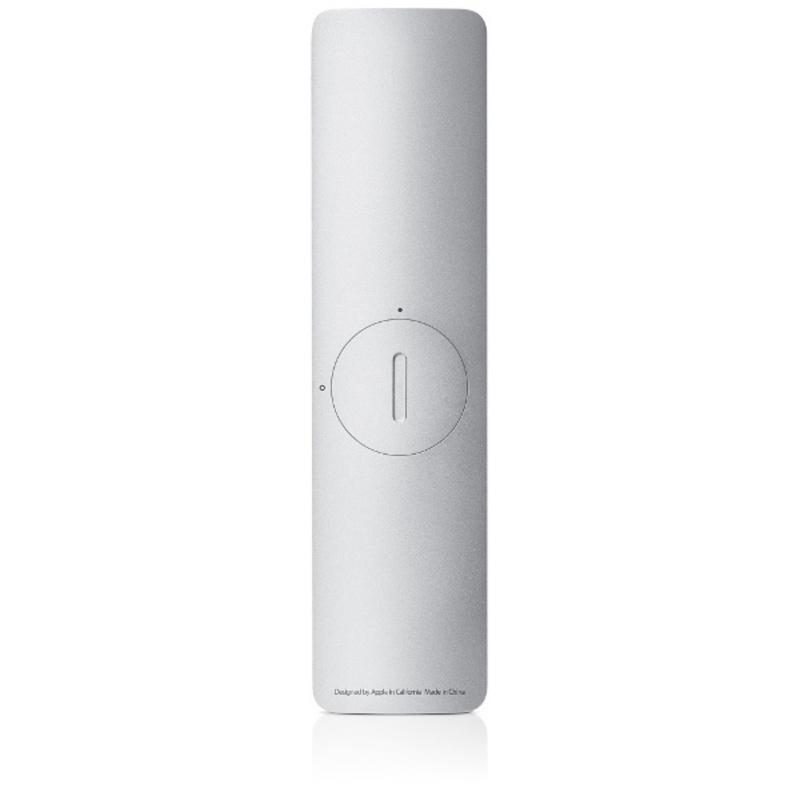 Apple Remote (control remoto de Apple)