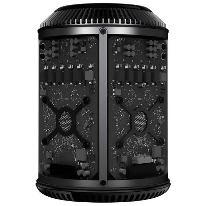 Mac Pro 3.5 GHz 6Core, D500, 16GB, 256GB