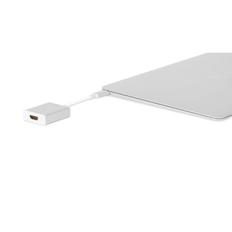 Adaptador USB-C a HDMI 4K 60 fps de Moshi