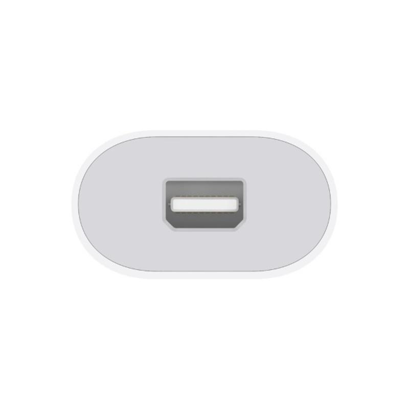 Adaptador de Thunderbolt 3 (USB-C) a Thunderbolt 2 de Apple