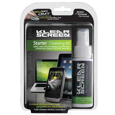 Limpiador de Pantallas en Kit para portables y electrónicos iKlear