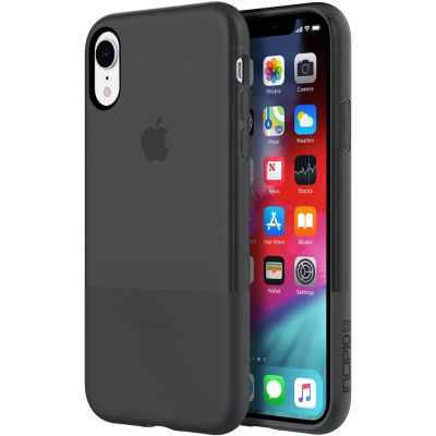 Carcasa NGP para iPhone XR negra de Incipio