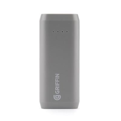 Batería Griffin  5,200 mAh - Gris