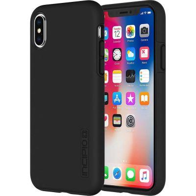 Carcasa para iPhone X y XS DUALPRO Negra de Incipio
