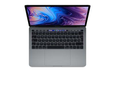 MacBook Pro Retina T.Bar 13.3'' , 2.4 QC i5 , 8 Gb , 256 Gb space gray