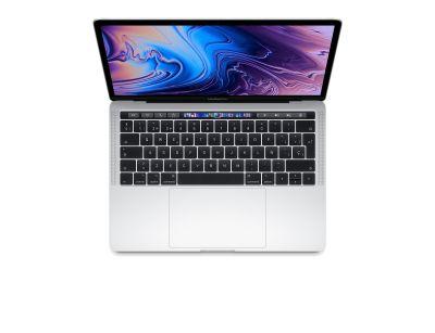 MacBook Pro Retina T.Bar 13.3'' , 2.4 QC i5 , 8 Gb , 256 Gb silver