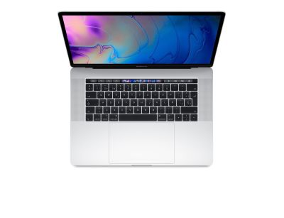 MacBook Pro Retina T.Bar 15.4'' , 2.6 6C i7 , 16 Gb , 256 Gb silver