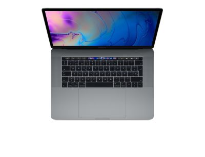 MacBook Pro Retina T.Bar 15.4'' , 2.6 6C i7 , 16 Gb , 256 Gb space gray