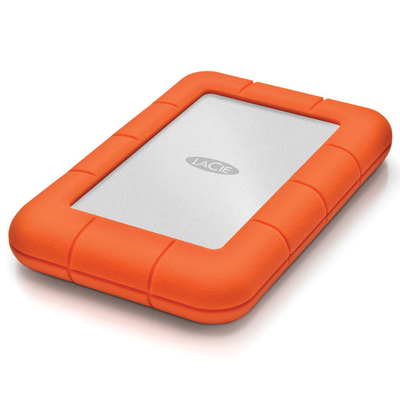 Disco Duro LaCie 2 TB Rugged Mini Disk USB 3.0