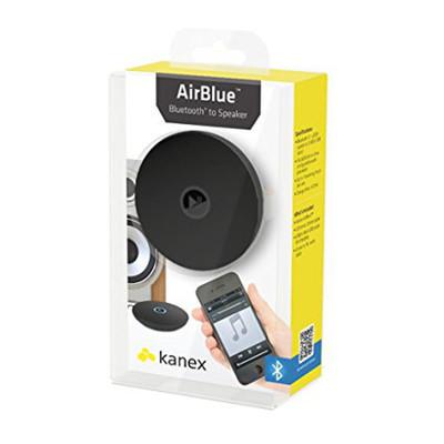 AirBlue Receptor de música bluetooth de Kanex