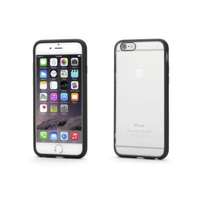 Carcasa para iPhone 6 y 6s  Transparente-negra de Griffin