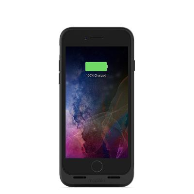 Funda Bateria Juice Pack Air 2.525 mAh Charge Force para iPhone 8/7 Mophie negro
