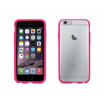 Carcasa para iPhone 6 y 6s Transparente-Rosa de Griffin