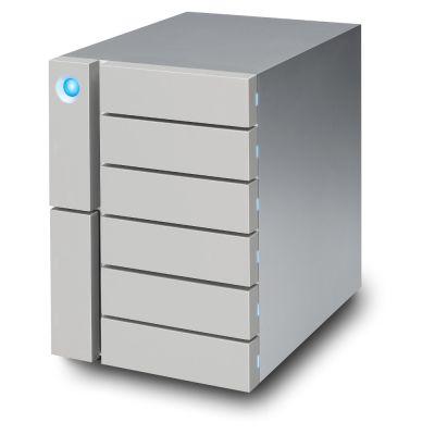 Disco Duro LaCie 48 TB, 6 BIG RAID, Thunderbolt 3 y USB-C