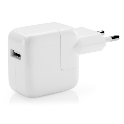 Cargador para iPad, iPod e iPhone de 12 Watts de Apple