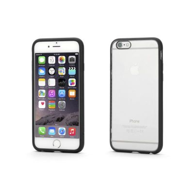 Carcasa para iPhone 6 Plus y 6s Plus Transparente-negra de Griffin