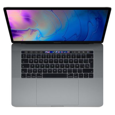 MacBook Pro Retina T.Bar 15,4'', 2.6 SC, 16Gb, 512Gb space gray