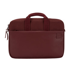 Bolso para MacBook Pro de 15'' Compass Brief burdeo de Incase