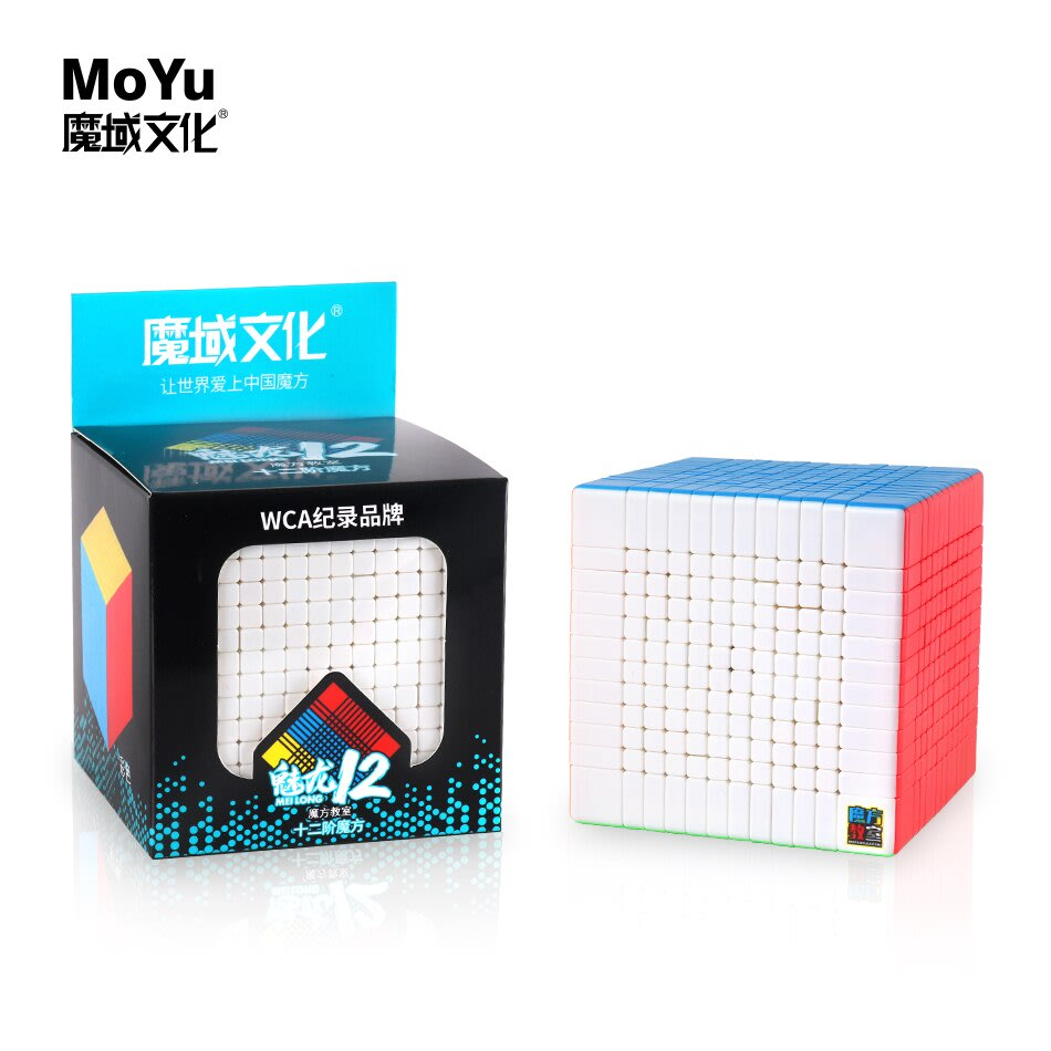 12x12x12 Moyu Meilong