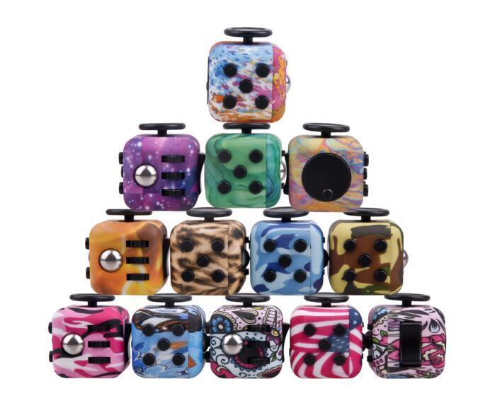Fidget Cube 1x1x1