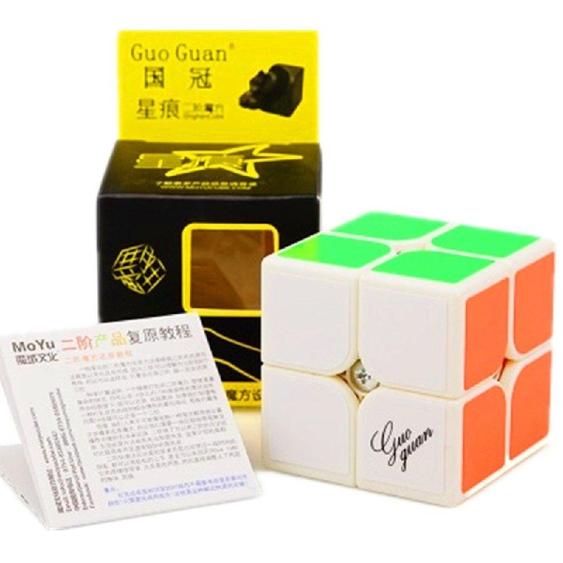 2x2x2 Guoguan Moyu