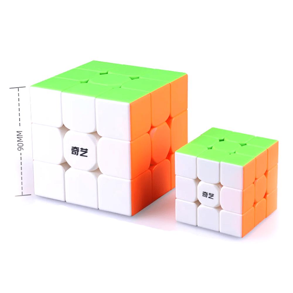 3x3x3 Qiyi Qimeng Plus 90 mm