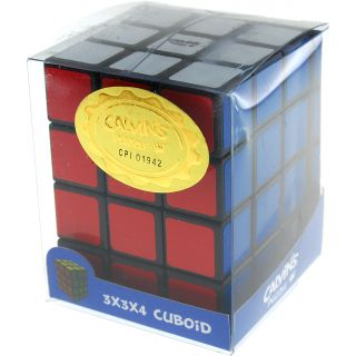 3x3x4 Calvin
