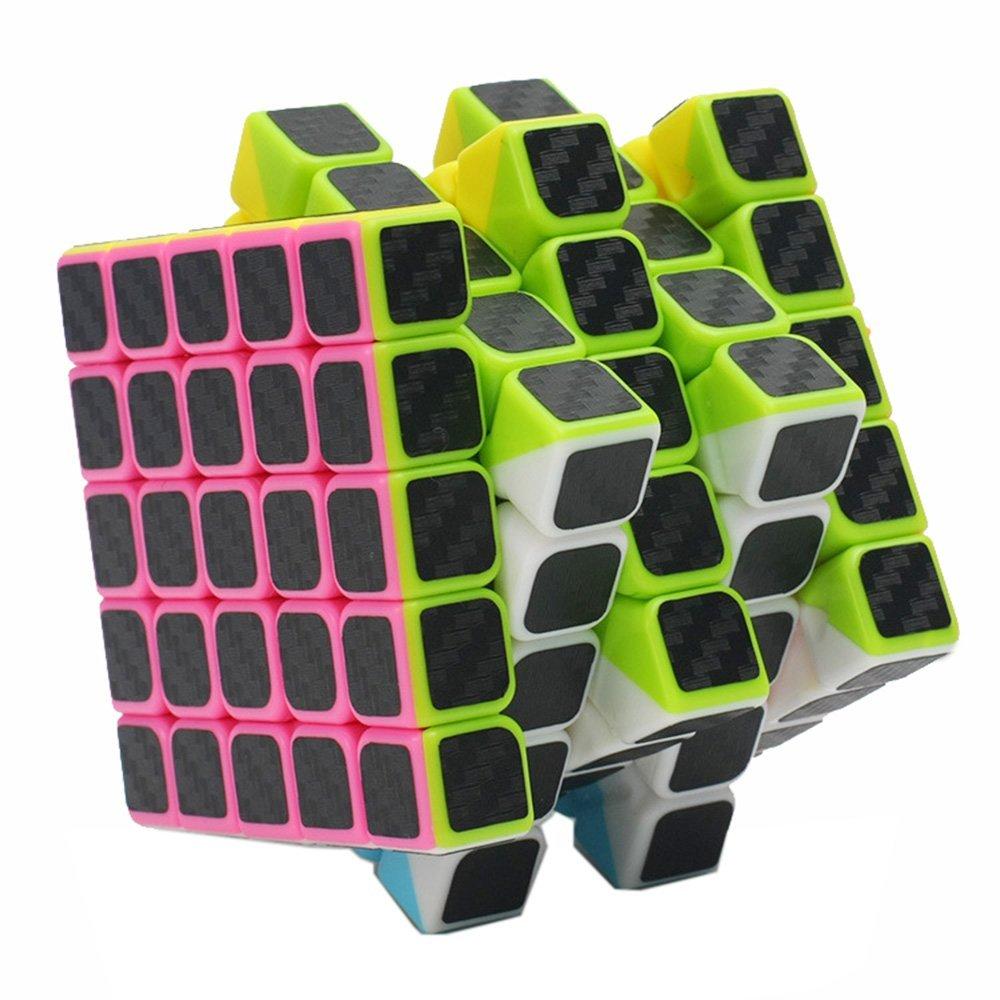 5x5x5 Cobra Fibra de Carbono CubeStyle