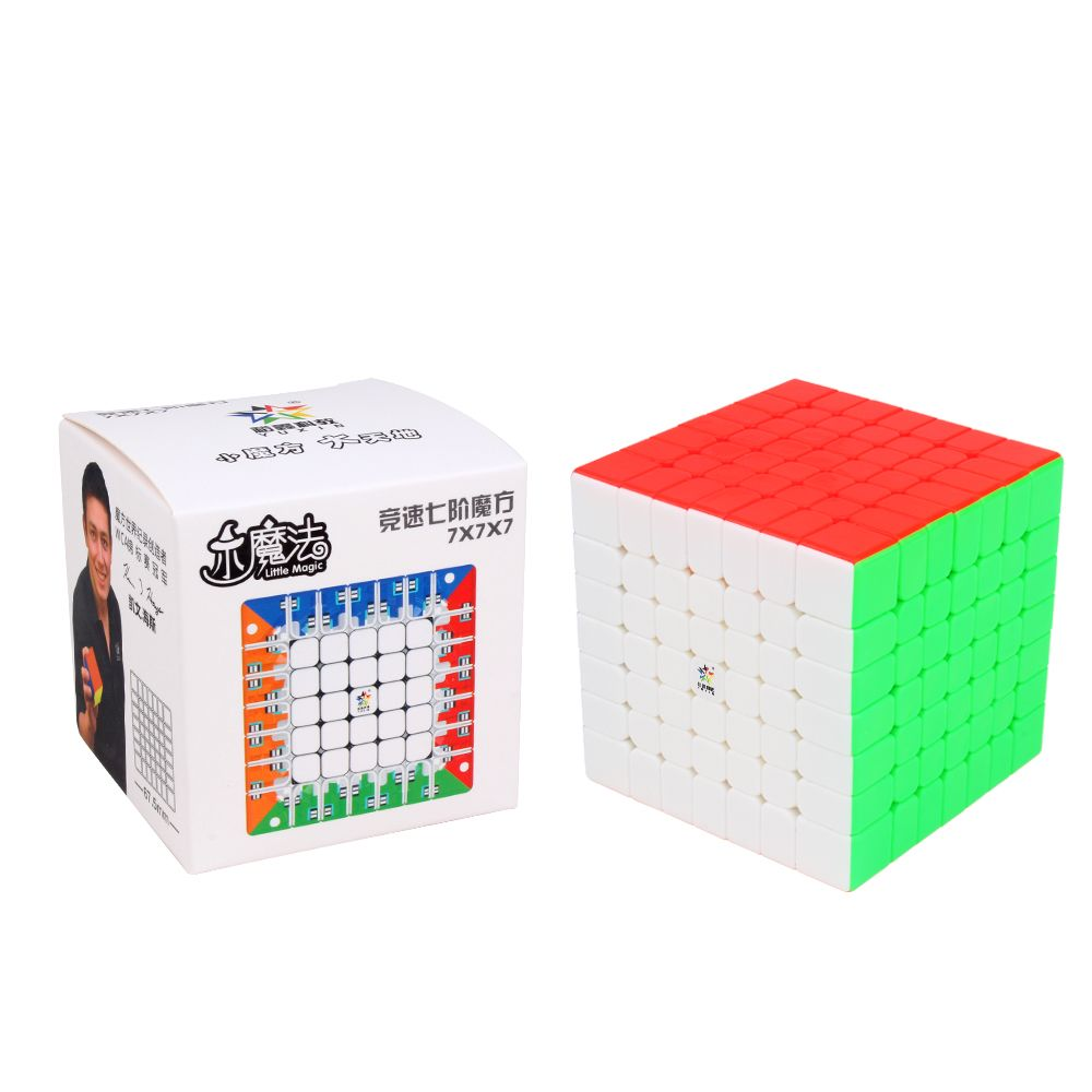 7x7x7 Yuxin Little Magic M