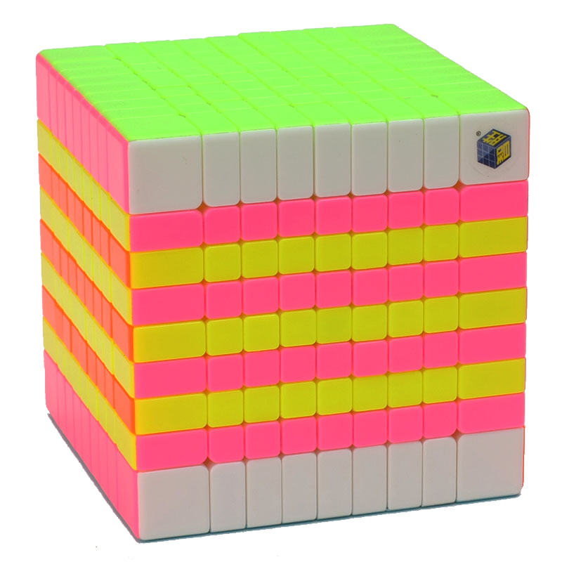 9x9x9 Yuxin Stickerless