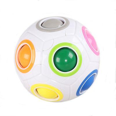 Rainbow ball