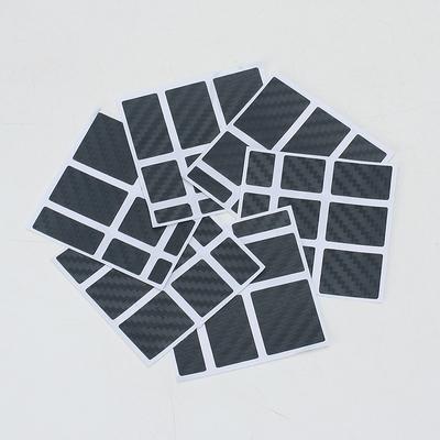 Stickers Mirror Carbono