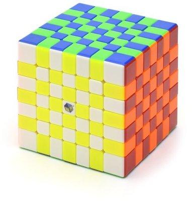 7x7x7 HuangLong Stickerless Yuxin