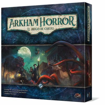 Arkham Horror - Juego de Cartas