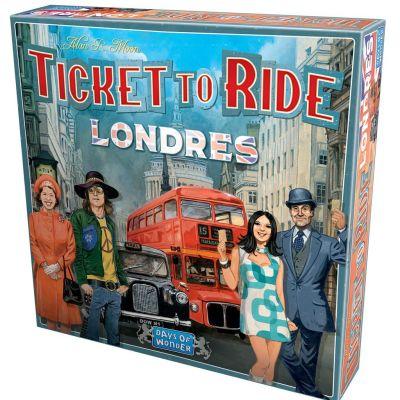 Aventureros al Tren Londres