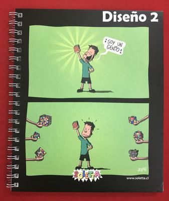 Pack 4 Cuadernos