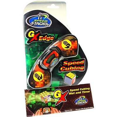 Timer Edge Speed Cubing