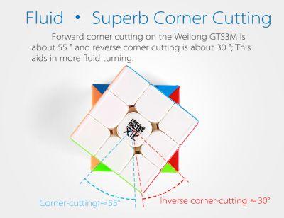 3x3x3 Weilong GTS 3M