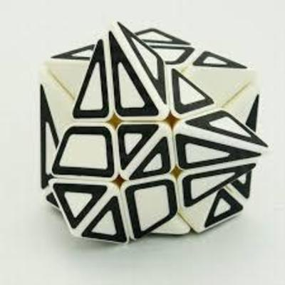 Axis Hollow Cube Style