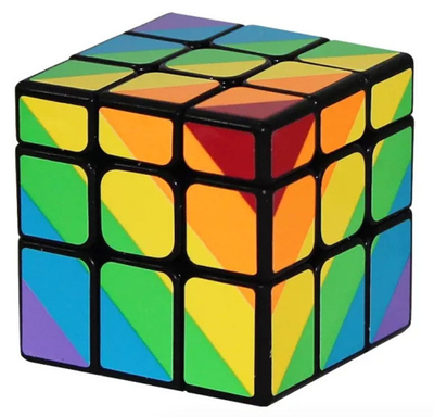 3x3x3 Inequilateral YJ